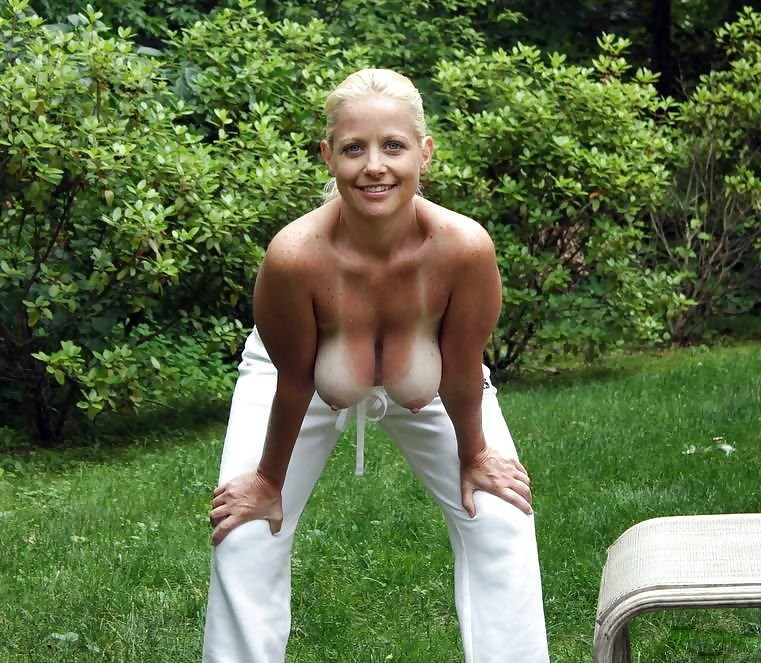 Neighbors naked nude wife